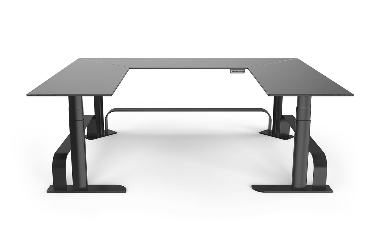 A Moveable Computer Desk That Retains You Nicely Organized Watch The Film